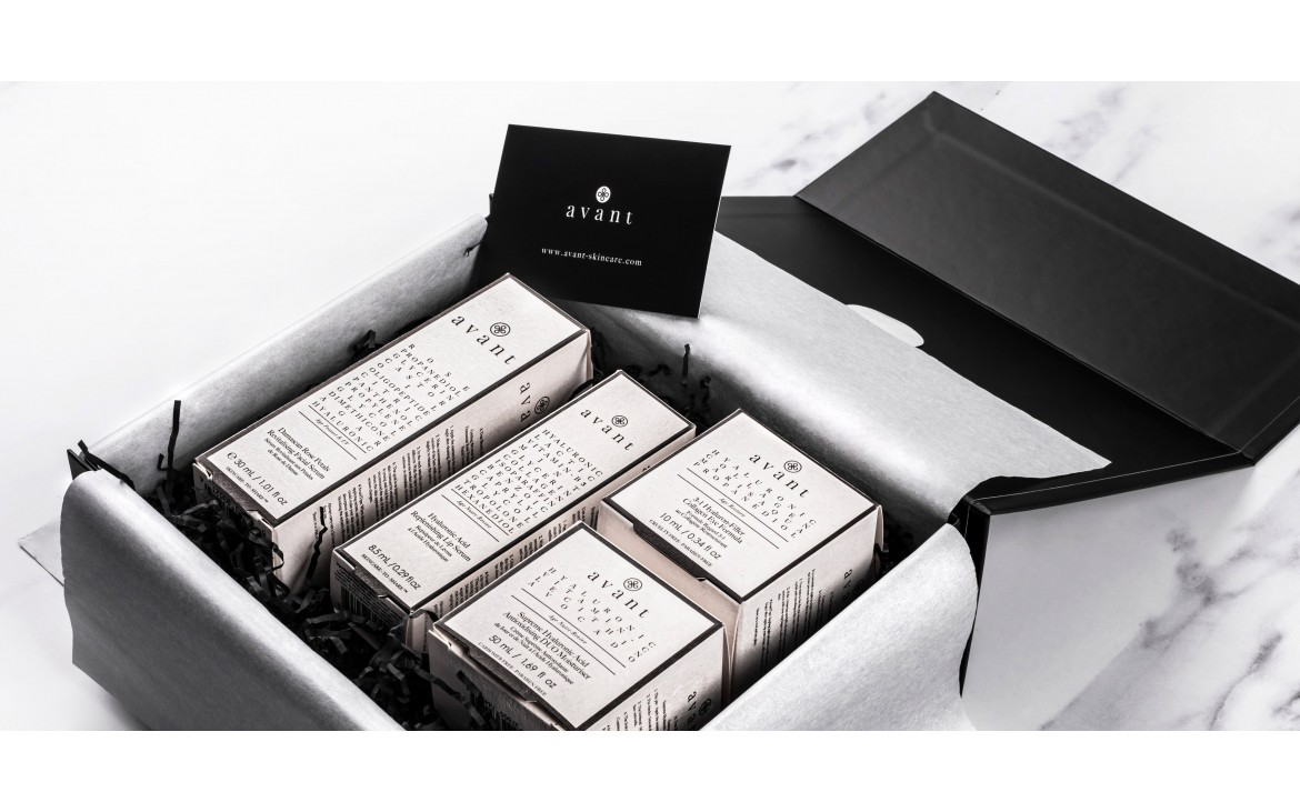 introducing avant's first ever gift boxes