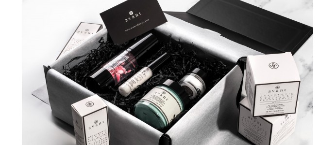 inside our allure absolute gift box