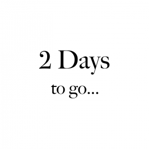 🔔 Only 2 days to go until our big launch 🔔  Not too long to wait until the big reveal at 11AM on Monday, remember if you want to find out that little bit earlier then sign up to the mailing list link in our bio 📝 . . . #2daystogo #newlaunch #bigreveal #teaser #spoileralert #newproduct #avantskincare #crueltyfree #countdown #cleanbeauty #skincare