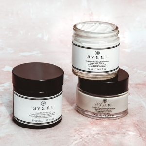 Use our products of the month for a skincare experience which transcends time.  Our intensely rejuvenating face & eye night cream and protective day cream work to reverse premature signs of ageing and renew the complexion. • • • #skincareroutine #loveyourskin #antiageing #summerskincare #loveyourskin #skincare #skincareproduct #cleanskincare #crueltyfree #sustainableskincare #ecoskincare #skinlove #skincareluxury #avantskincare